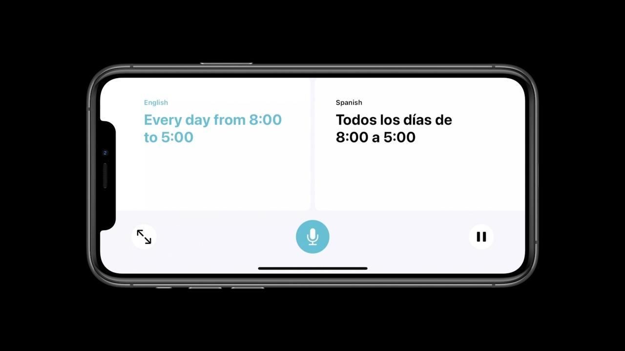 英語苦手なひとに朗報。iOS14がリアルタイム翻訳に対応するって! #WWDC20