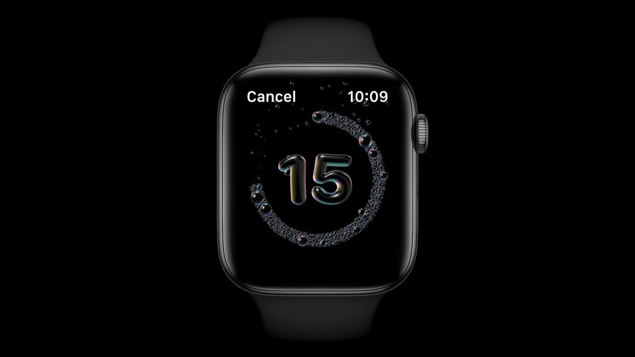 Apple Watch、ちゃんと手洗いができてるかどうか機械学習でチェックします #WWDC20