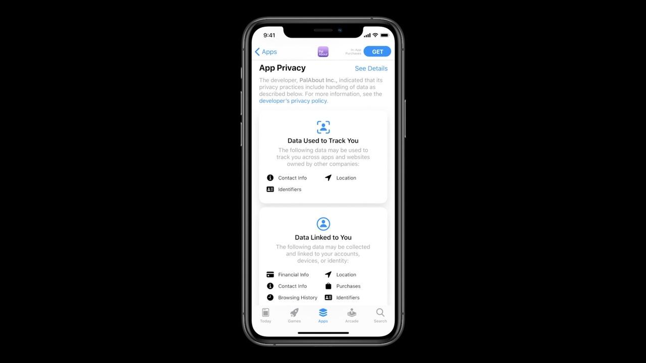 長ったらしいアプリごとの利用規約、Appleが3行にまとめます #WWDC20
