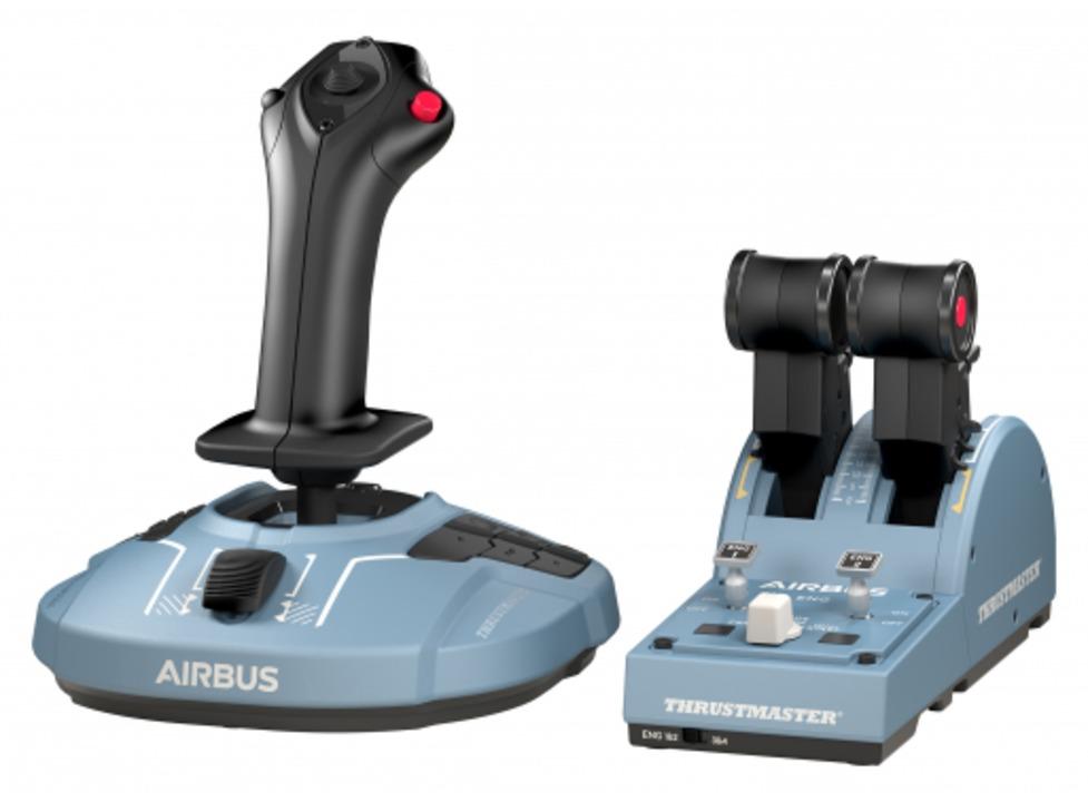 エアバス公式のフライト・シミュレーター用コントローラー