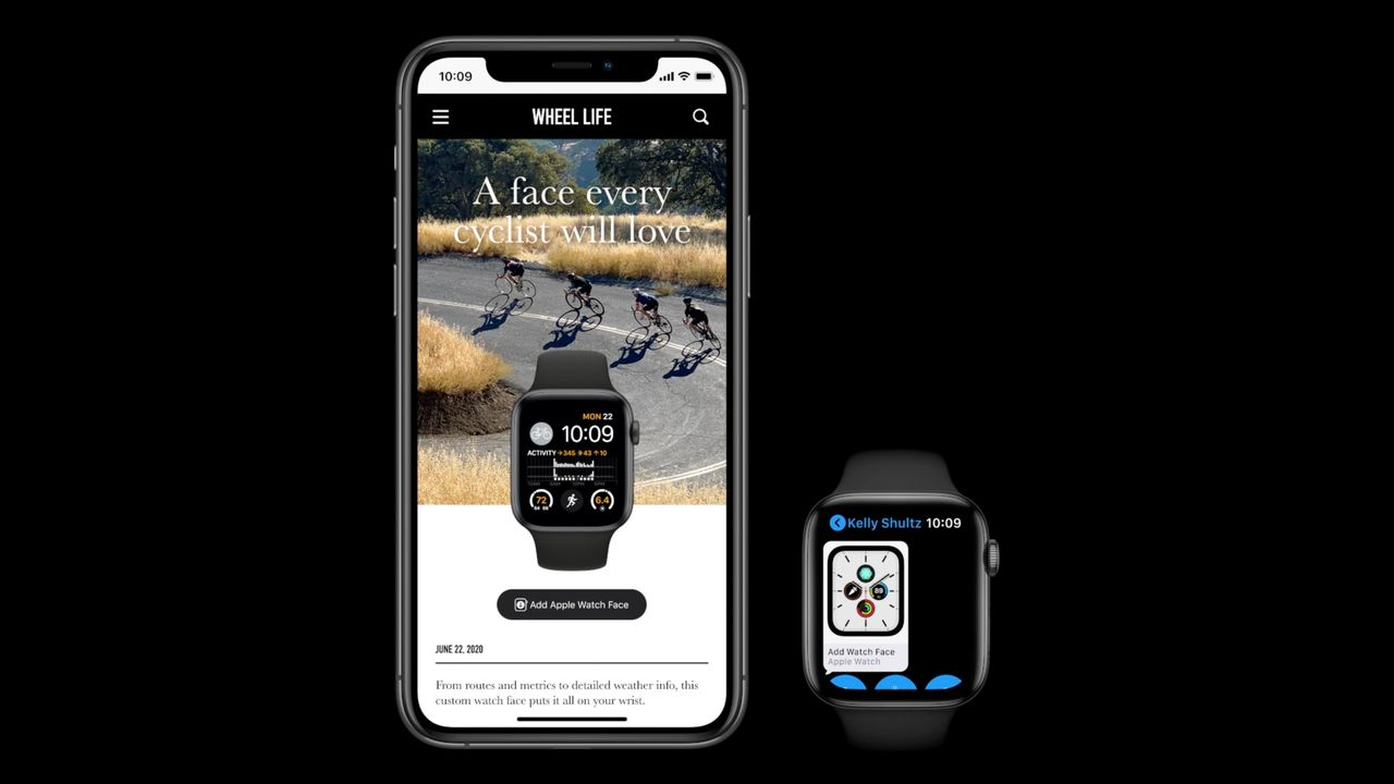 Apple Watchのサードパーティ製の文字盤が解禁! #WWDC20