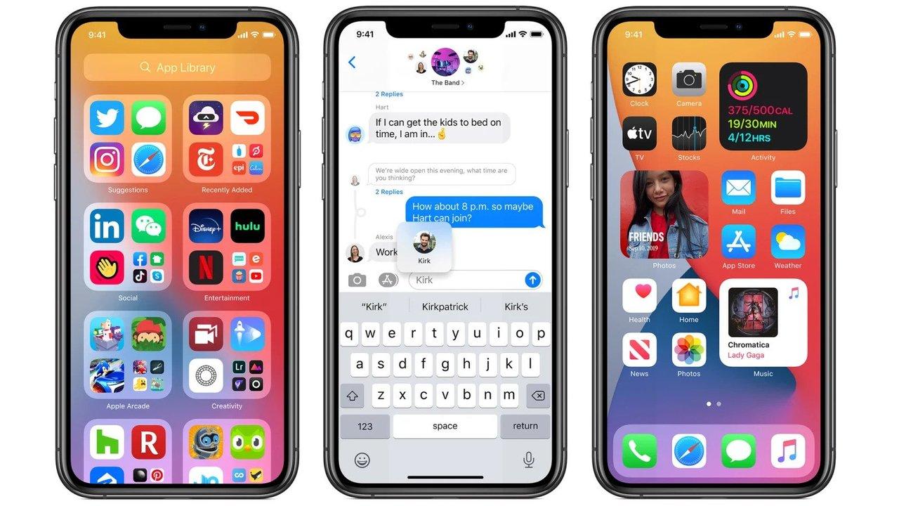 iOS 14の新機能まとめ。ホーム画面、ウィジェット、Siriなどなど。#WWDC20