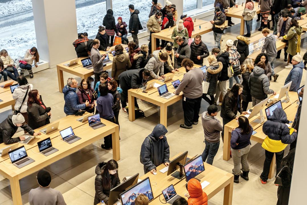 コロナ再び。アメリカのApple Store一部店舗が再び営業停止