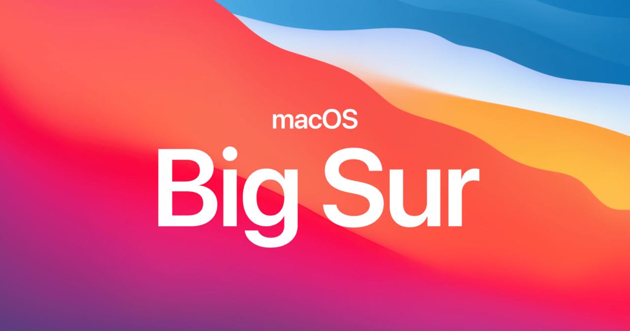 macOS、とうとう10から11に進化 #WWDC20
