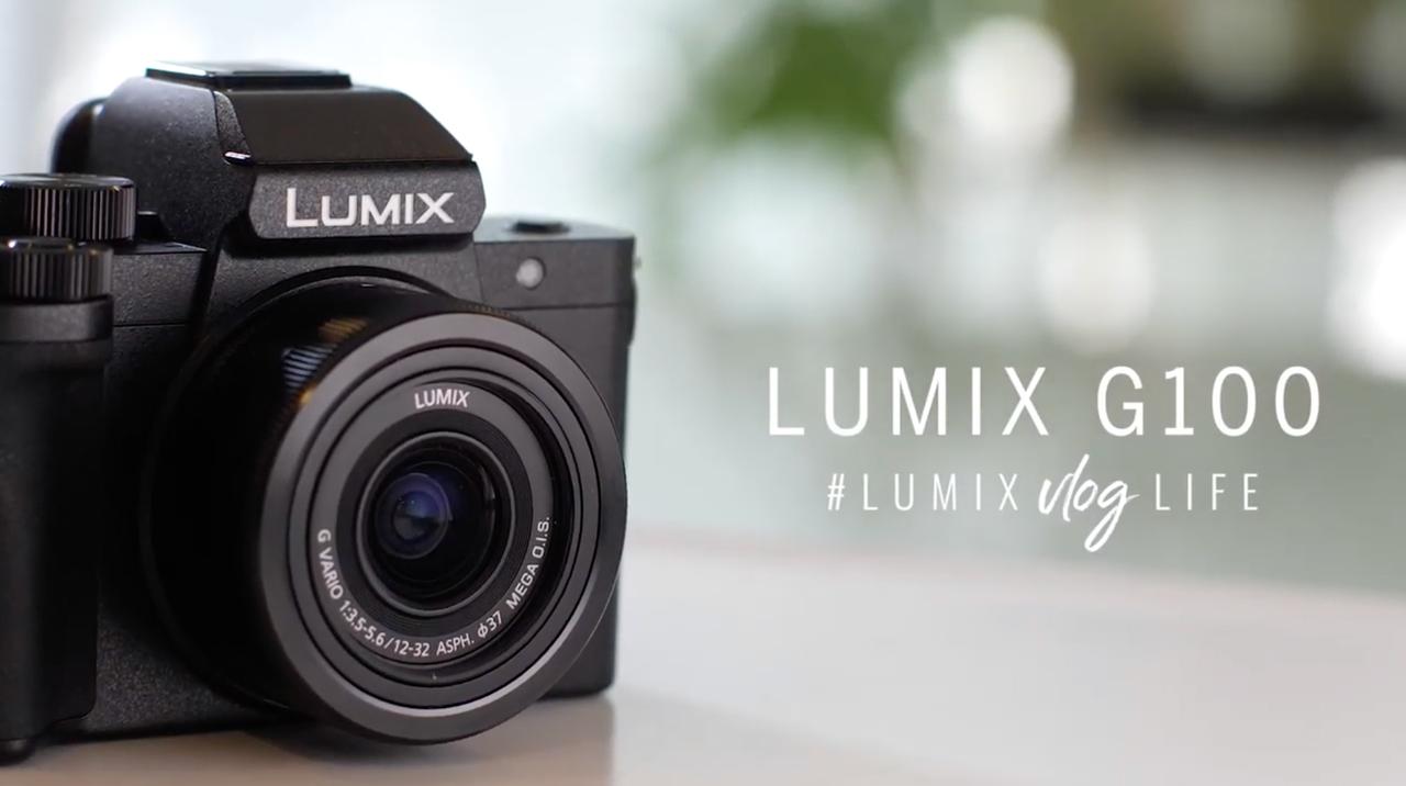 8万円のVlogger向けカメラって安くないですか。パナがLUMIX G100を発表