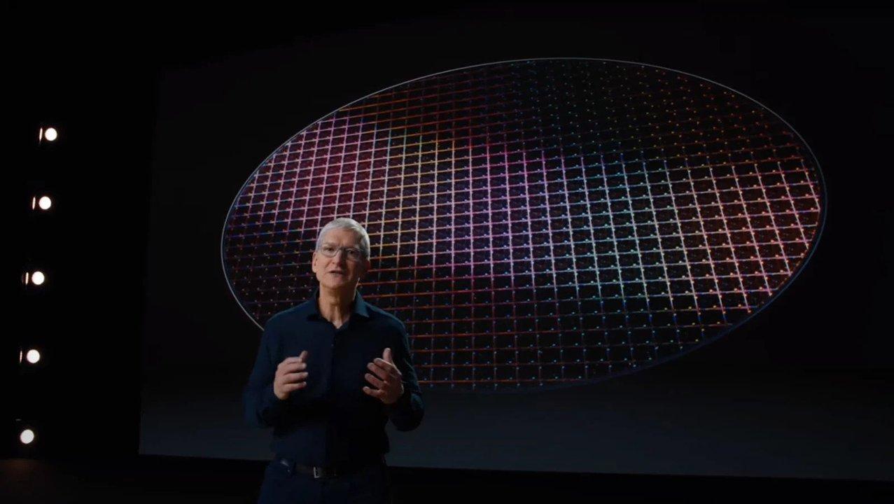 数字で推測。Apple Siliconってどれくらいパワフルなの?