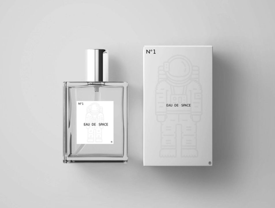 宇宙の香りを再現した香水「Eau de Space」がクラファン開始