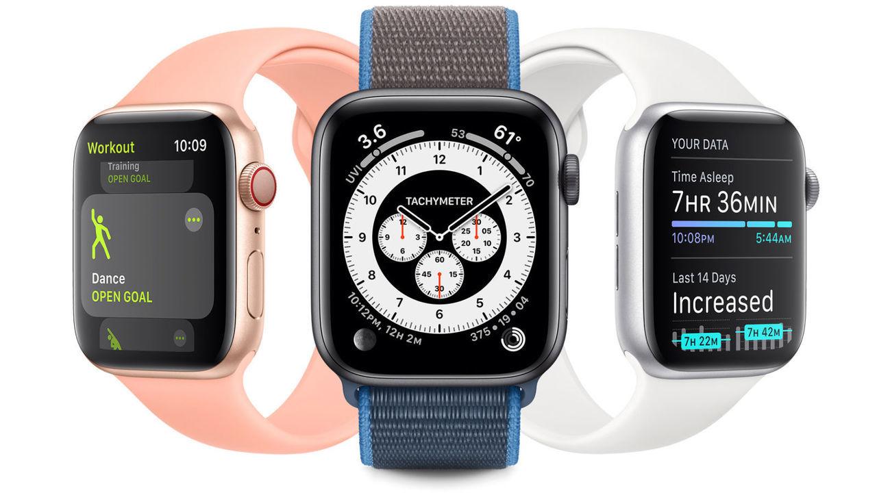 watchOS 7で音楽ガジェットとしても強くなるApple Watch
