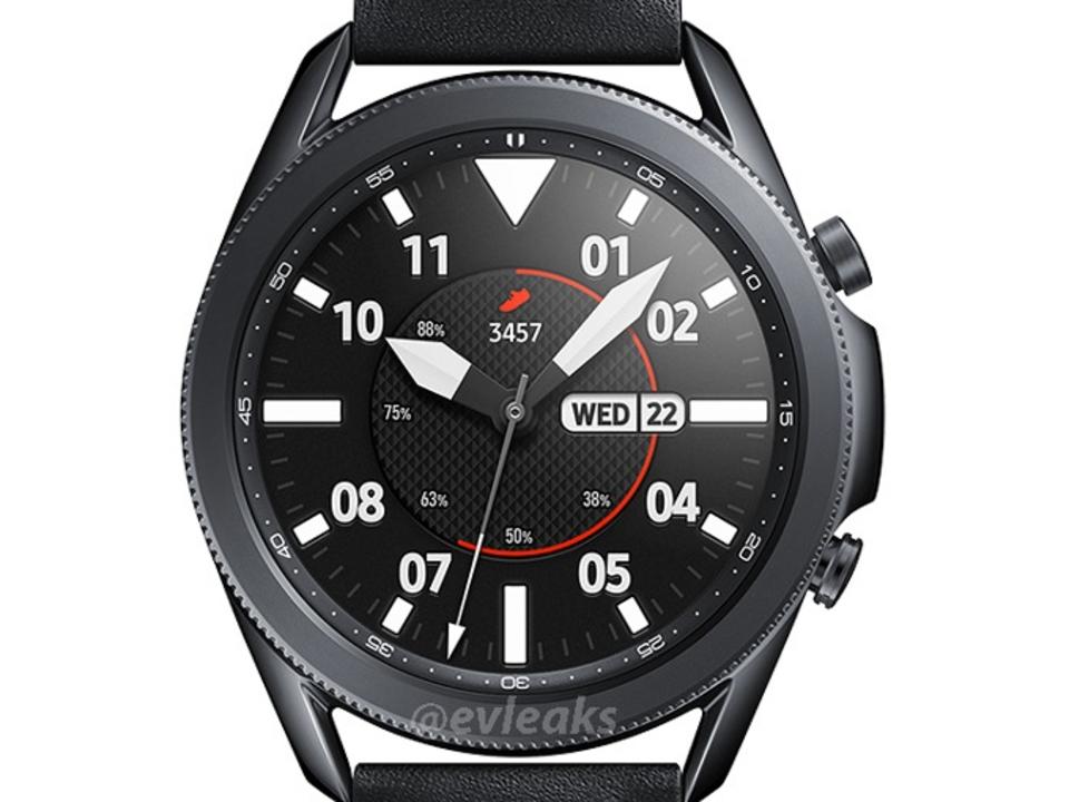 見た目は完全に「フツーの時計」。Galaxyの新スマートウォッチが今月22日に発表っぽい