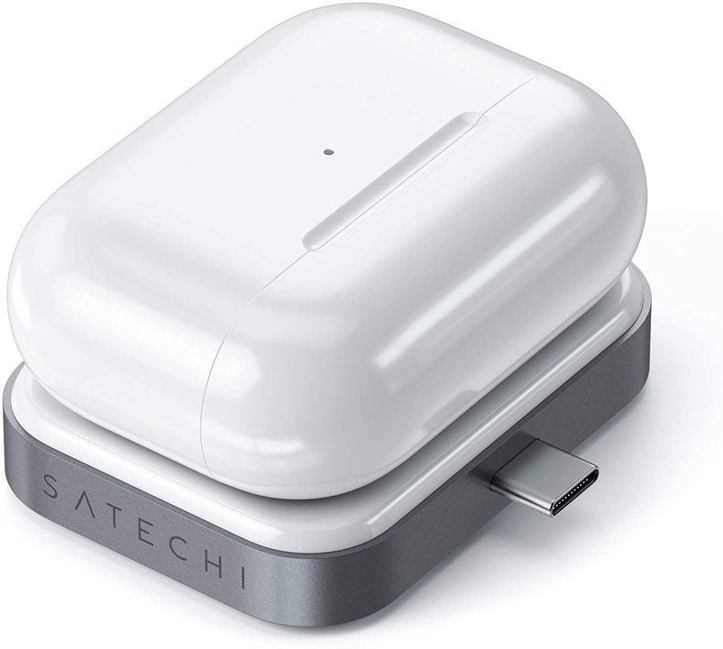 USB-C直挿しで使えるAirPods専用ワイヤレス充電器、現る