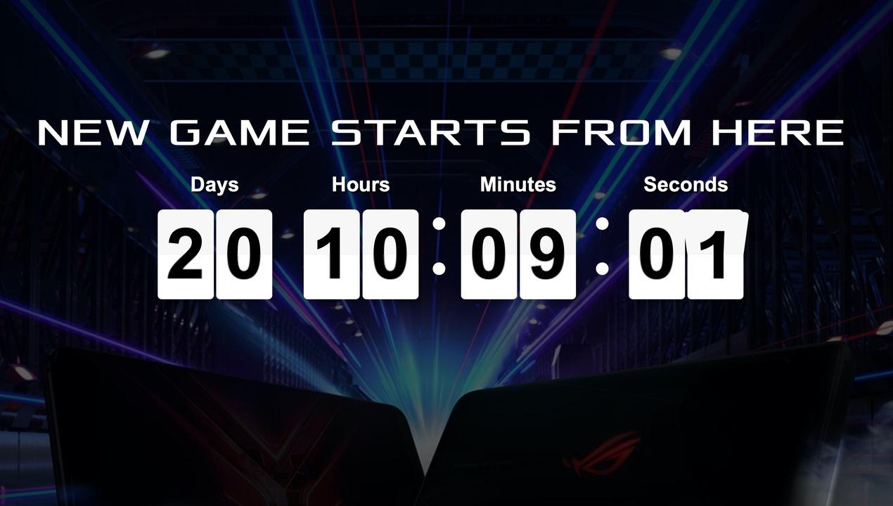 スマホゲーマー要注目。「ROG Phone 3」の発表は7月23日深夜0時