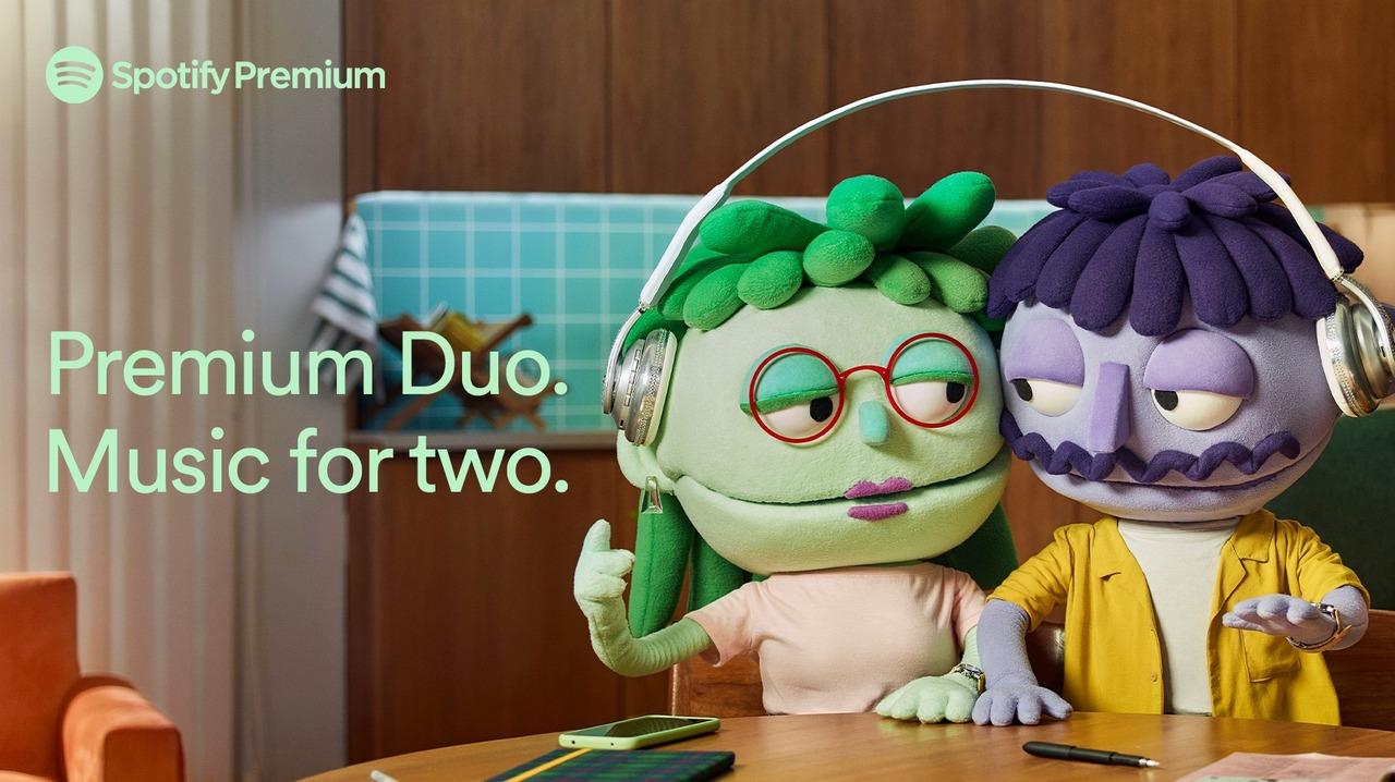 私の中の乙女が妄想爆発。Spotifyからカップル向けプラン「Spotify Premium Duo」誕生