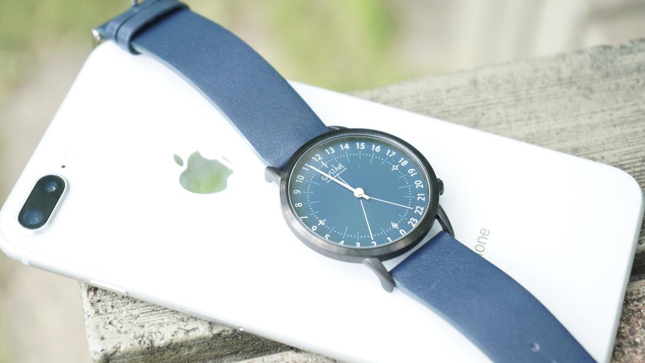 1日の概念が変わる!?フランス生まれの24時間時計を使ってわかったこと