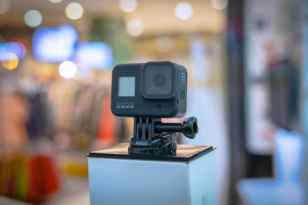 「GoPro Hero8 Black」をWebカメラにできるMac版ベータソフトが公開