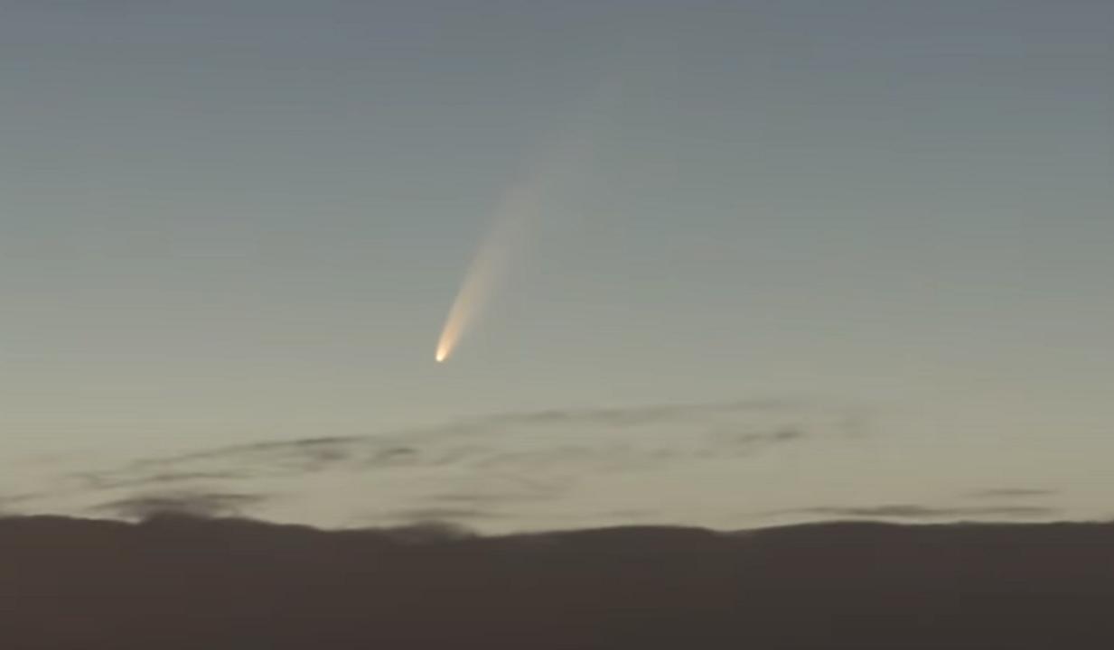 今を逃したら6800年見れない!ネオワイズ彗星を意地でも肉眼で見る方法