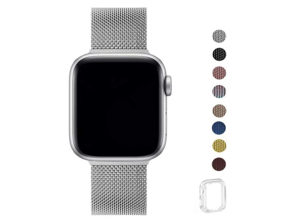 【きょうのセール情報】Amazonタイムセールで、900円台のApple Watch用ミネラーゼループバンドや500円台のNintendo Switch Lite用ガラスフィルム3枚セットがお買い得に