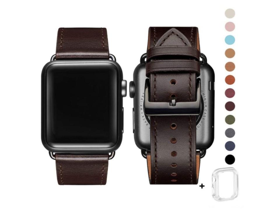 【きょうのセール情報】Amazonタイムセールで、1,000円台のApple Watch用本革ベルトや2,000円台の7段階で角度調整ができる折りたたみPCスタンドがお買い得に