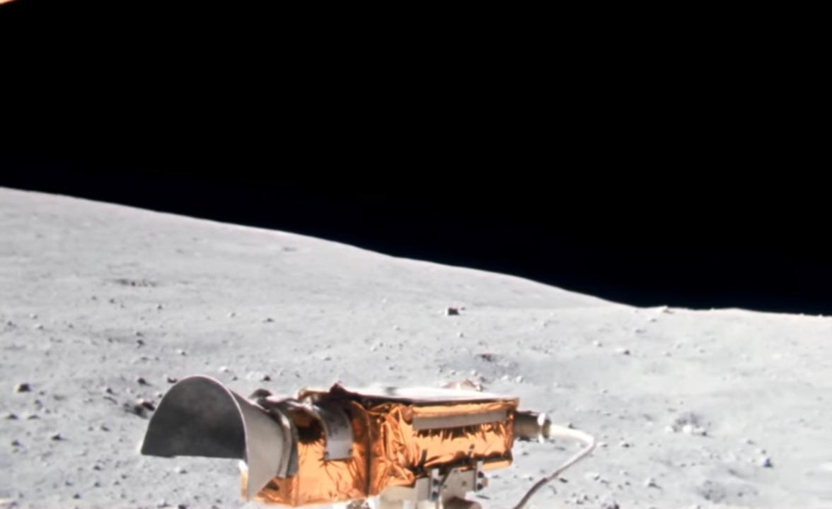月面ドライブ体験しませんか? AIでリアル感アップした月面ローバーの映像がロマンすぎる