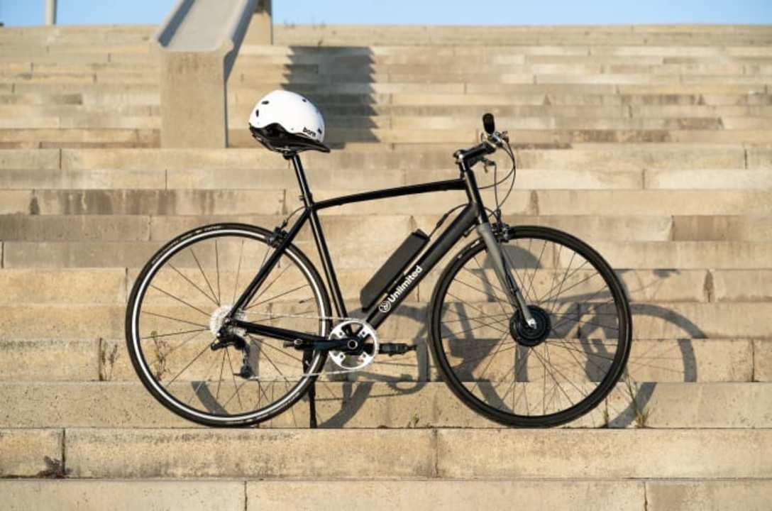 ハブモーター車輪と交換して自転車を電動アシスト付きにする簡単キット