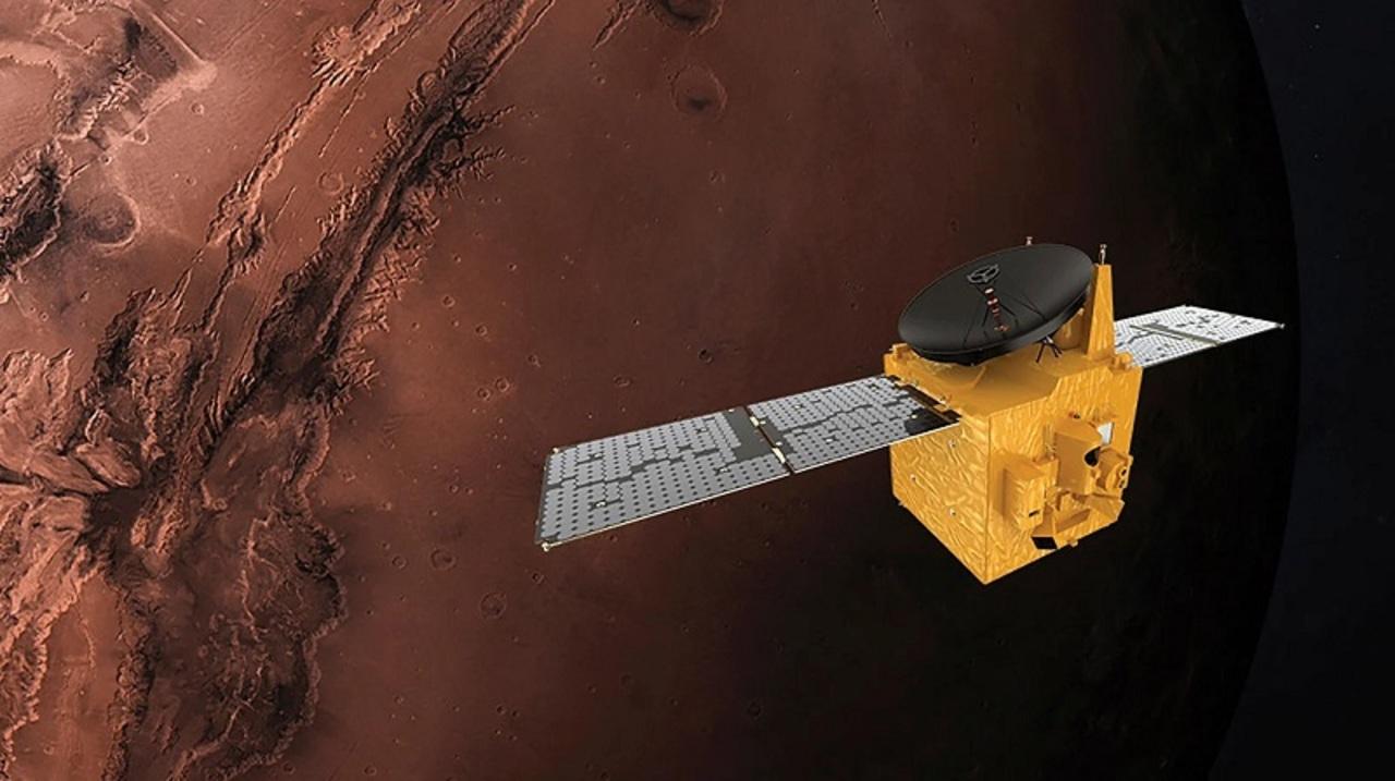 種子島から発射された火星探査機HOPEはかなりユニーク