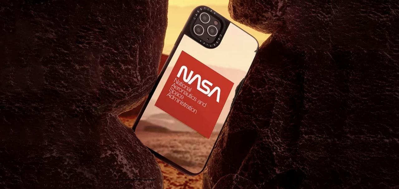 宇宙に馳せる思いをアクセサリーに乗せて。NASAコレクションiPhoneケースをどうぞ