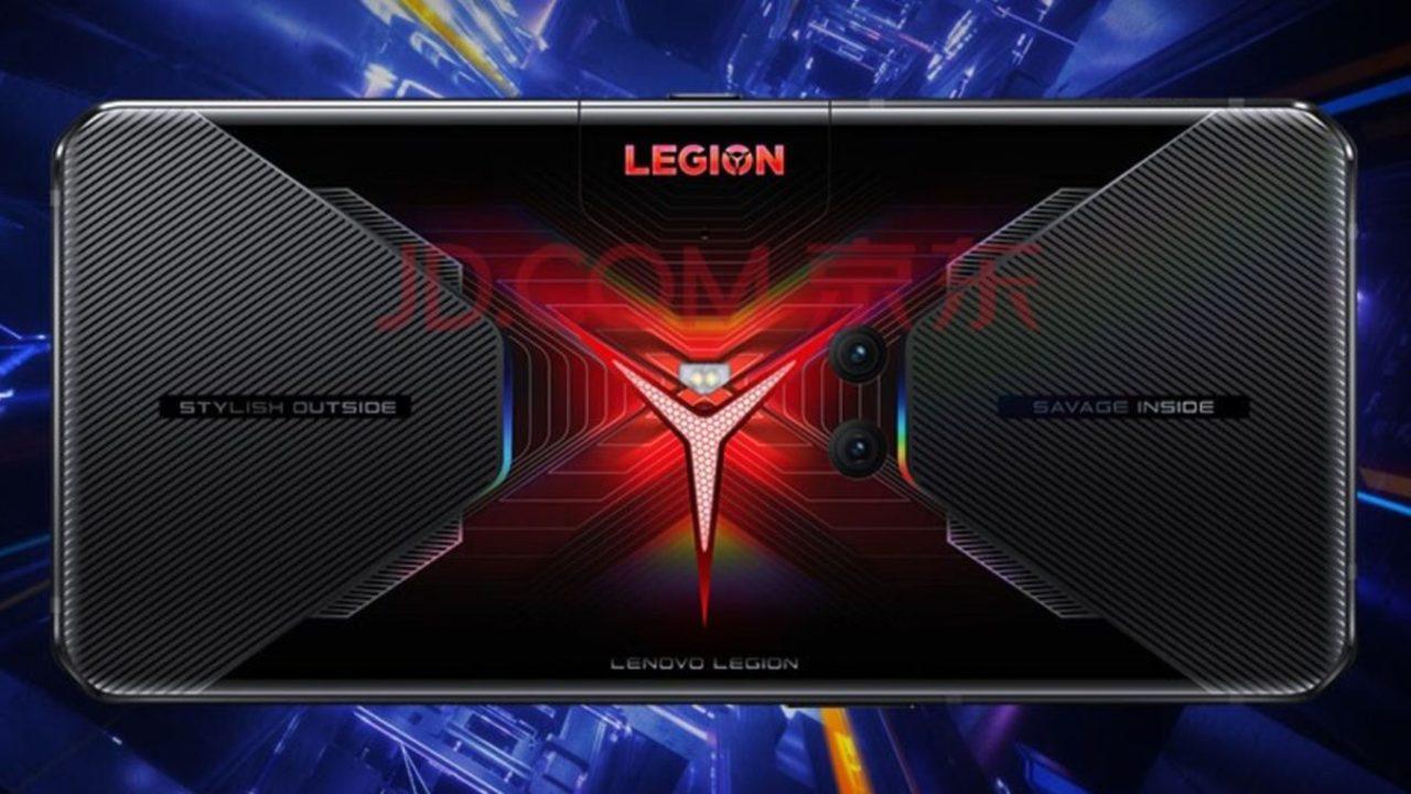 カメラが独特な理由は? Lenovo Legionゲーミングスマホのデザインをチェック!