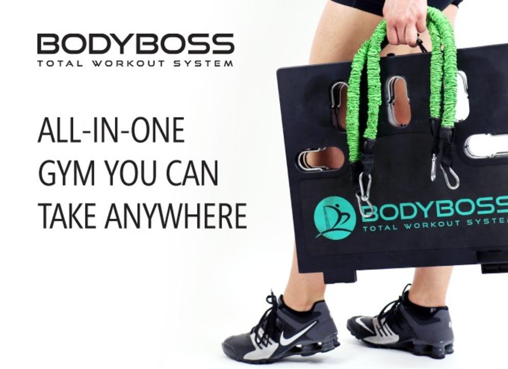 しまえるって大事、ほんとに。持ち運べるポータブルジム「BodyBoss 2.0」でどこでもトレーニング