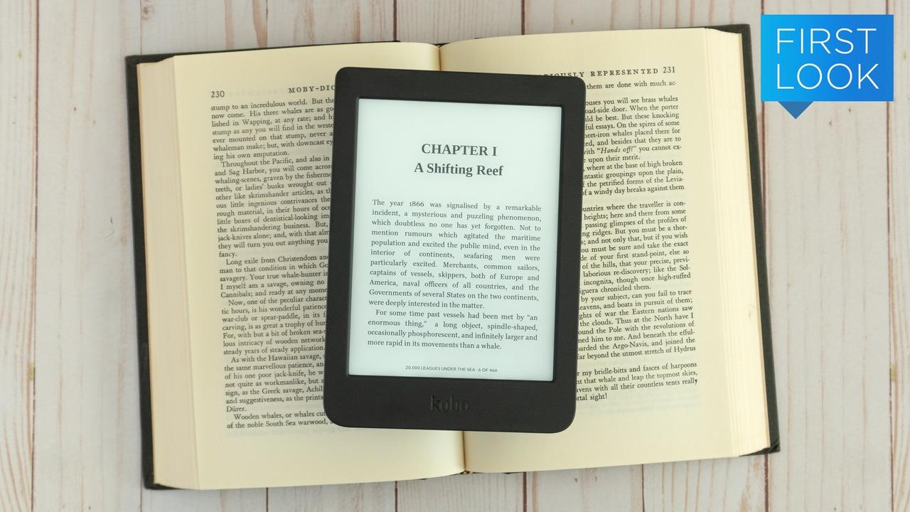 楽天Kobo Niaファーストルック:Kindleも危うい電子書籍エントリーモデル