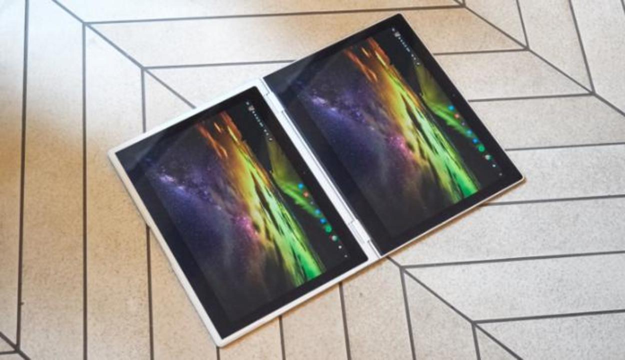 2画面PCの波、ついにChromebookにも…?