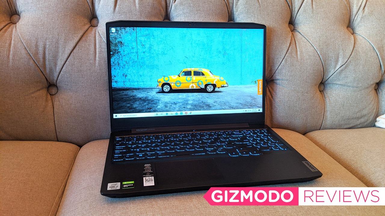 10万円でスペック「は」十分:LenovoゲーミングPC「IdeaPad Gaming 3i」レビュー
