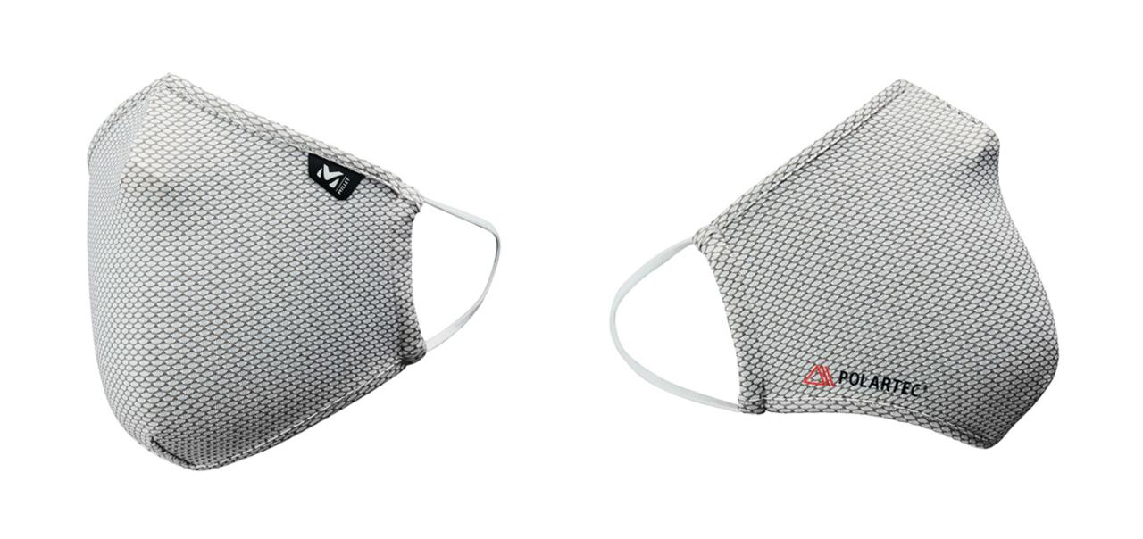 アルピニスト野口健×ミレーのマスク。夏山ウェア素材で汗でもサラサラ