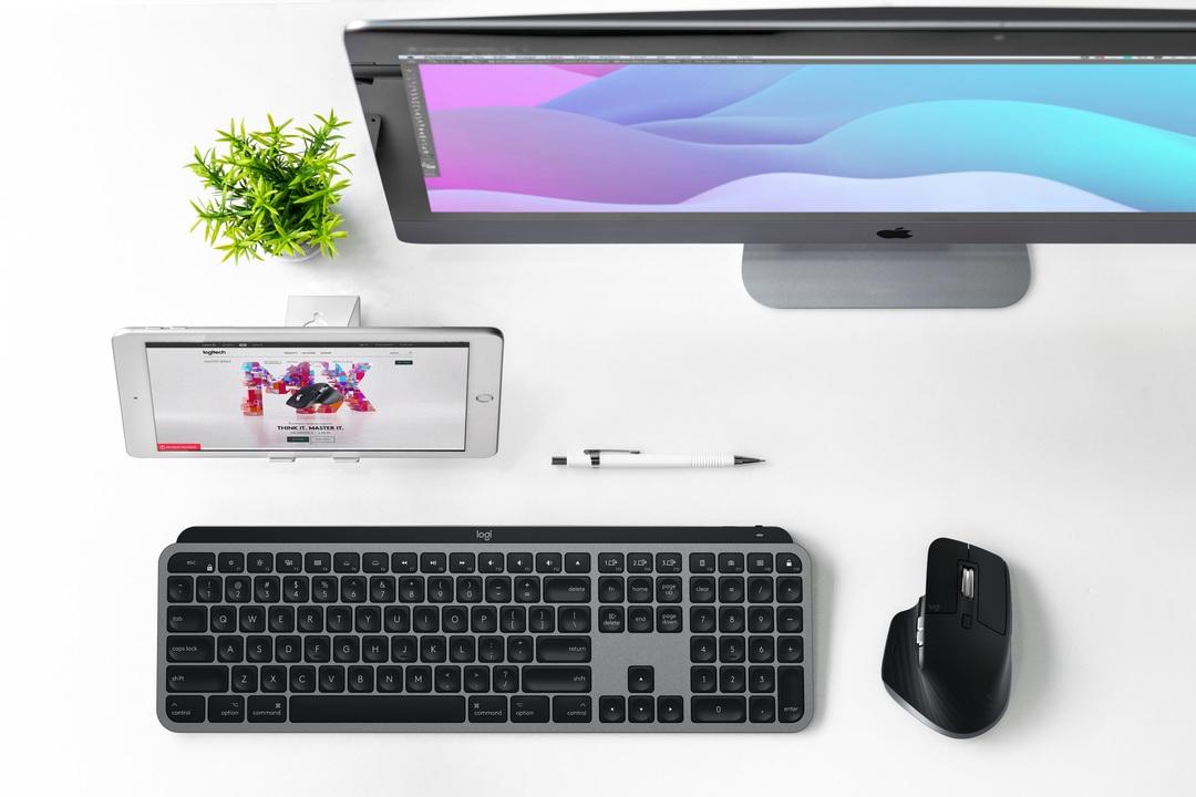 ロジクール「MX Master 3」と「MX Keys」にMac専用モデル登場。 従来版との違いまとめ