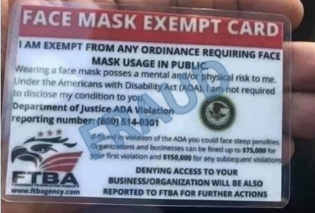 なぜマスクしないんすか? アンチマスカーさんたちの回答集