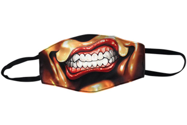 地上最強の生物(の口元)になれるマスクは…これだッッ!!