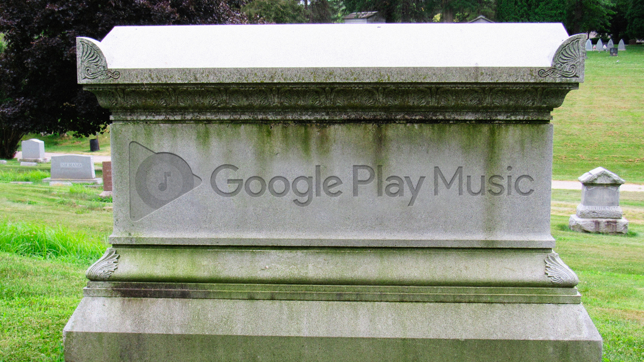 Google Play Musicは12月に終了も、かなり前から機能制限を開始