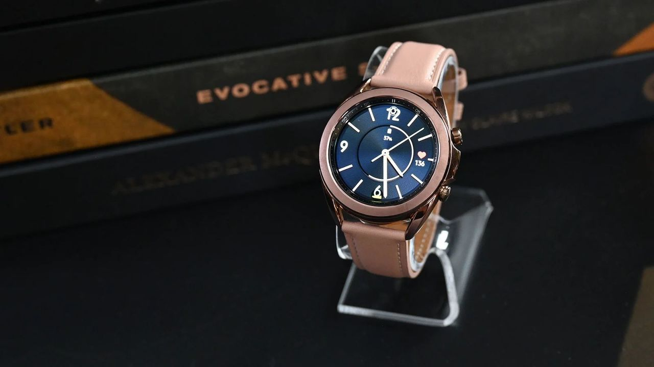 Galaxy Watch3ハンズオン:Apple Watchの強敵、ついに登場か