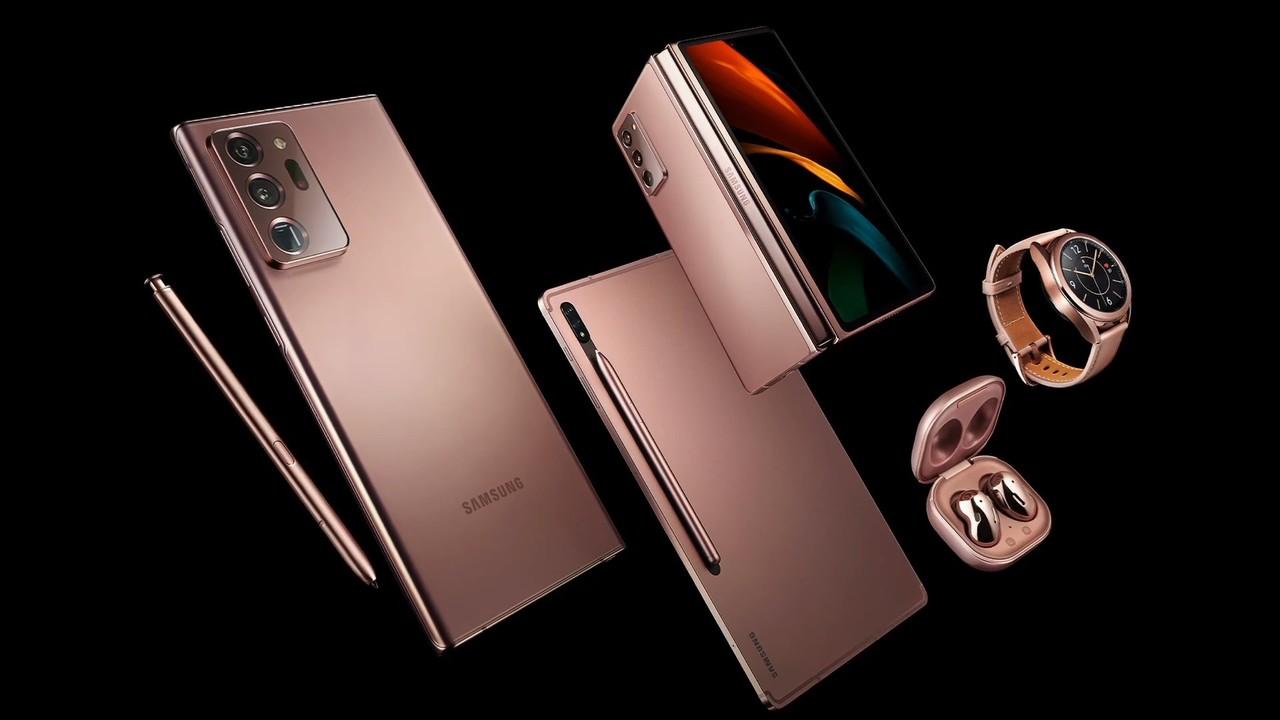 5つの新製品を50秒でおさらい。サムスン/Galaxy新製品まとめ #SamsungUnpacked