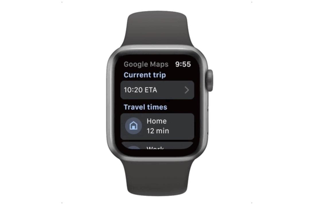 Apple WatchにGoogleマップが復活。CarPlay機能も充実!
