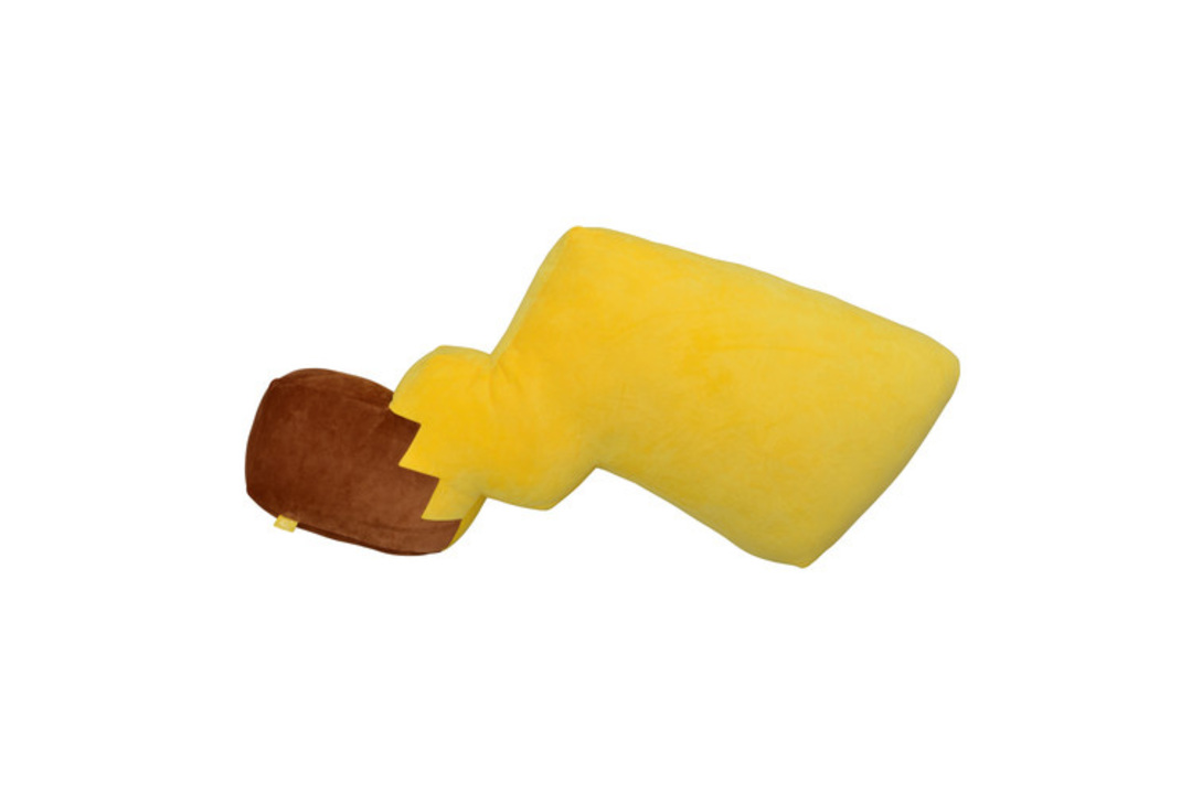 全長110cmのピカチュウしっぽ抱き枕で癒やされない人なんているんですか?