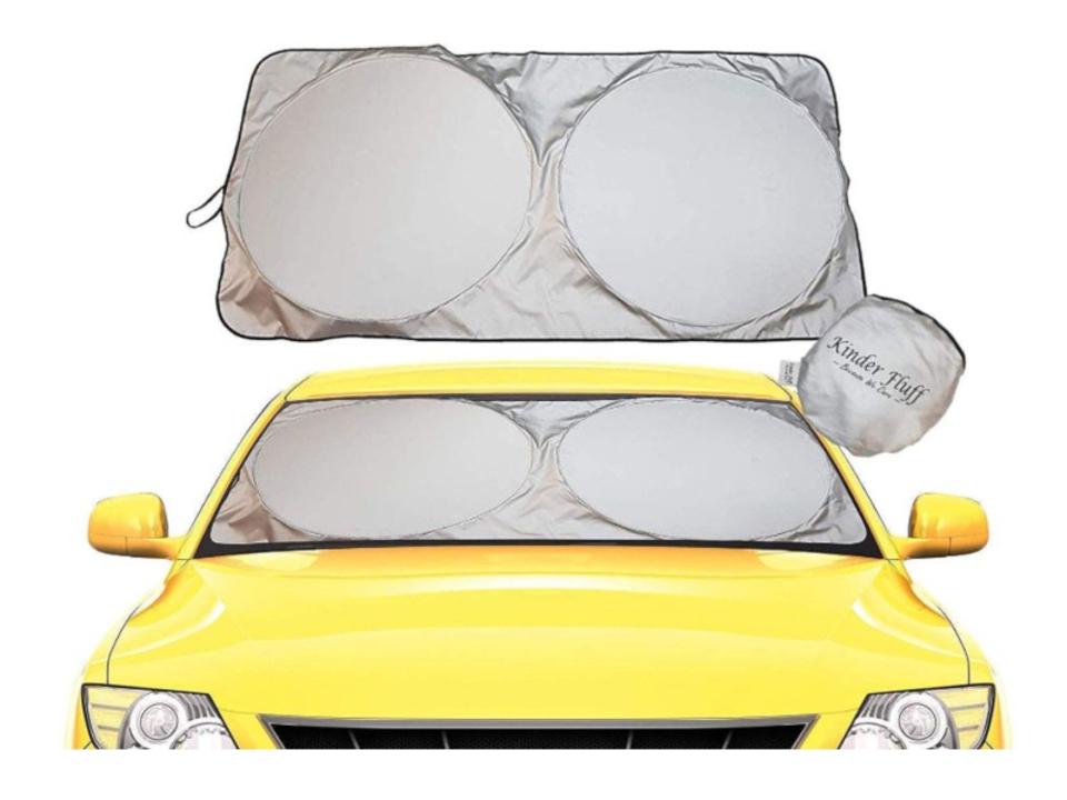 【きょうのセール情報】Amazonタイムセールで、1,000円台のフロントガラスをすっぽり覆える車用サンシェードや700円台のApple Watch用シリコンバンドがお買い得に