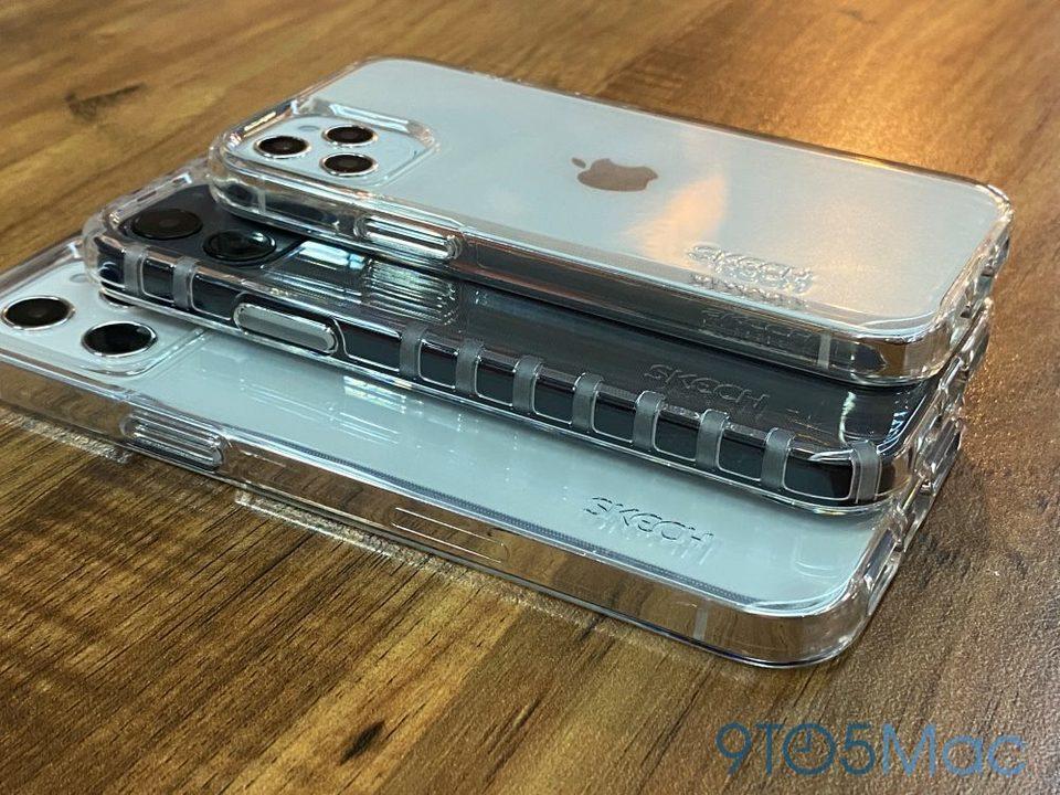 iPhone 4風なフラットフレームで端子はアレ。iPhone 12(仮称)のダミーユニットがリーク