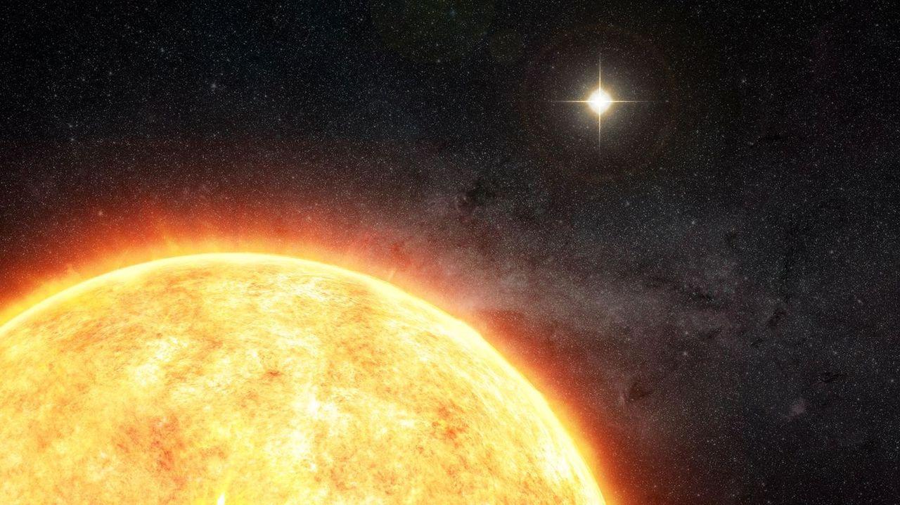 太陽には双子がいた説