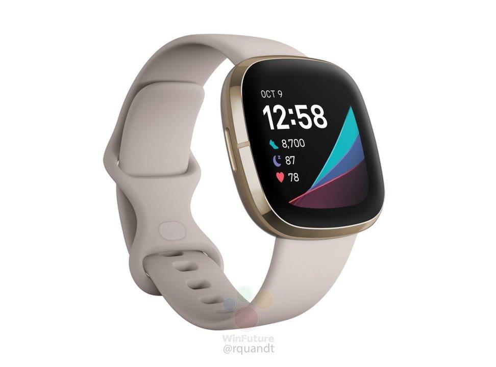 Fitbitの新スマートウォッチ2機種の画像がリークされるも、どっちがどっちかぱっと見わからない