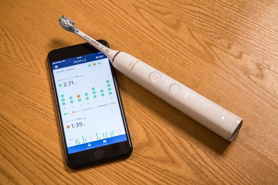 電動歯ブラシを導入したら、在宅時間が豊かになった話