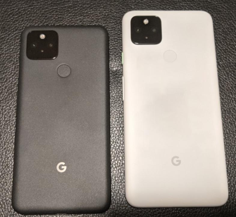 ついに実機画像? Google Pixel 5リーク画像きた!PIxel 4a 5Gもリーク画像きた!