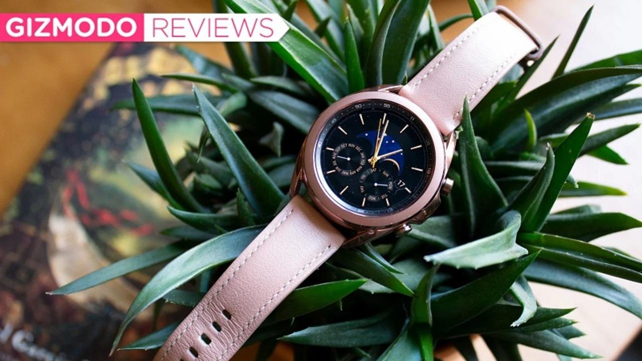 アップルウォッチに匹敵するスマートウォッチ:Galaxy Watch 3