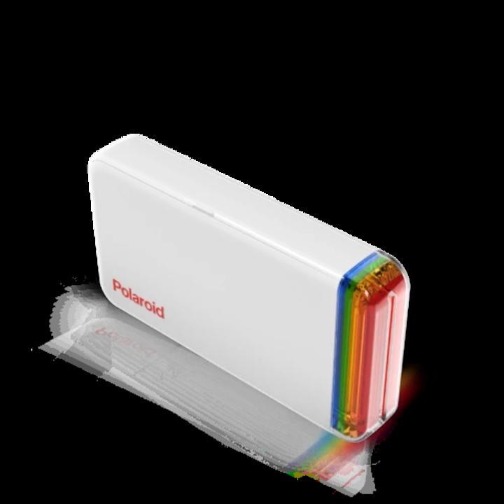 スマホ写真からステッカーを生み出すポラロイドの小型プリンター。画質もいいよ!