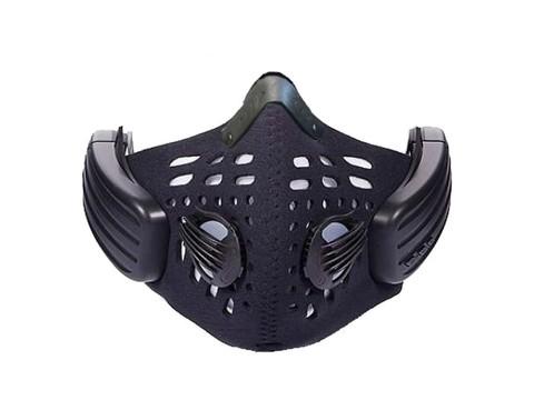 骨伝導Bluetoothスピーカーで音楽を聴き、通話もできるスポーツ用マスク