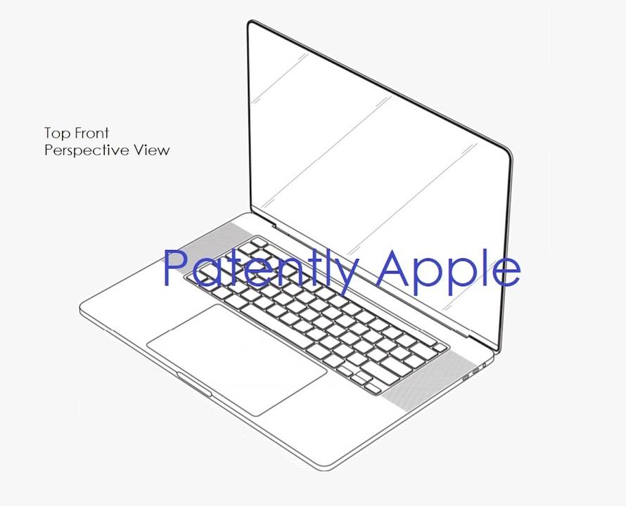 将来のMacBook Proはさらに狭額縁に?