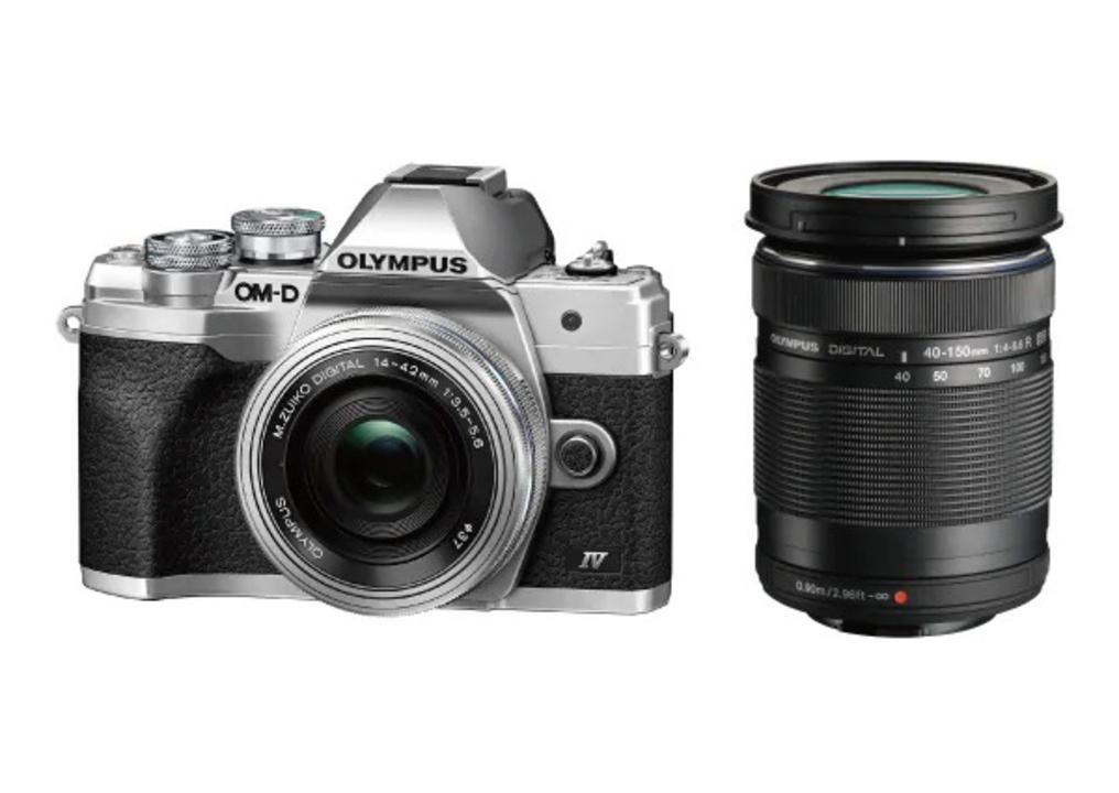「OLYMPUS OM-D E-M10 Mark IV」が国内発表。8万円台で手に入るさいきょうパパママカメラ